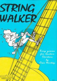 Hartog String Walker for Guitar (Easy Pieces)