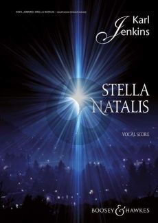 Jenkins Stella Natalis SATB with SSA opt. and Ensemble Vocal Score
