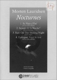 Nocturnes SATB