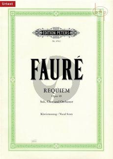 Requiem Op.48 (KA.)