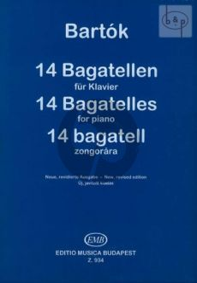 14 Bagatelles Op.6