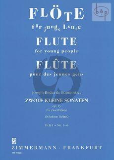 12 Kleine Sonaten Op.13 Vol.1