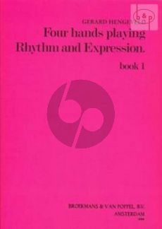 Four Hands Playing Rhythm and Expression Vol.1