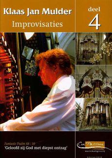 Mulder Improvisaties Vol.4 voor Orgel