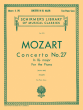 Mozart Concerto No.27 B-flat Major KV 595 reduction 2 Pianos Edited by I Philipp