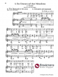 Sibelius 15 Ausgewahlte Lieder fur Tiefe Stimme und Klavier (15 Selected Songs for Low Voice and Piano)