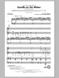 Candle On The Water (arr. Ed Lojeski)