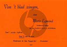 Egmond Van 't Blad Zingen Vol.2 Met Ritme / With Rhythm