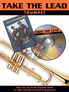 Take the Lead Blues Brothers Trumpet (Bk-Cd) (interm.)