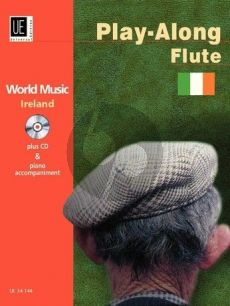 World Music Ireland Playalong for Flute (Bk-Cd) (Richard Graf)