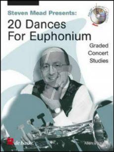 20 Dances (Euphonium/Baritone Treble Clef)
