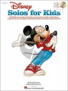 Disney Solos for Kids ((10 Songs)
