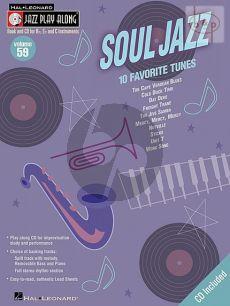 Soul Jazz (Jazz Play-Along Series Vol.59)