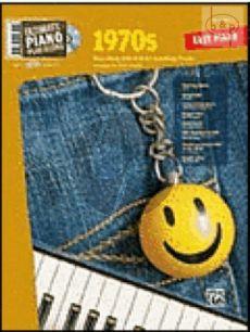 1970's (Ultimate Piano Playalong Vol.5) (Book and Karaoke Cd)