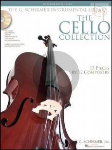 The Cello Collection Intermediate Level (13 Pieces)