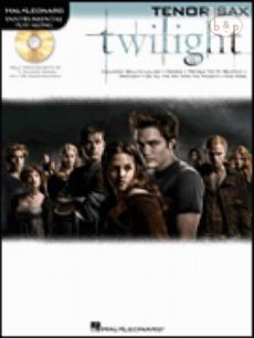 Twilight (Motion Picture) Tenor Sax