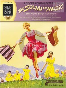 Sound of Music Bk-Cd