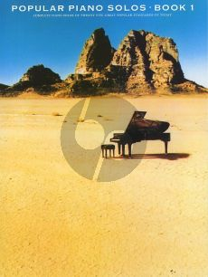 Popular Piano Solos Vol.1 (arr. Frank Booth)