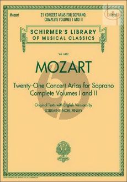 21 Concert Arias for Soprano (Vol.1 - 2 Complete)