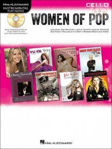 Women of Pop Violoncello