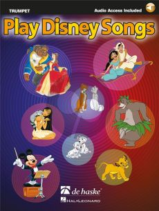Play Disney Songs for Trumpet in Bb