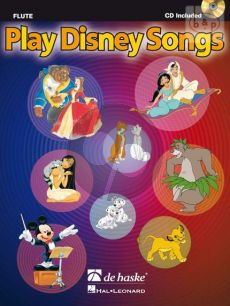 Play Disney Songs for Flute