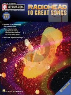 10 Great Songs (Jazz Play-Along Series Vol.171)