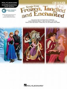 Songs from Frozen-Tangled and Enchanted Violoncello