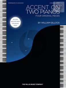 Accents on Two Piano's