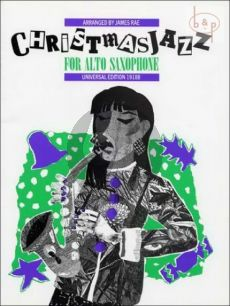 Christmas Jazz for Alto Sax. for Young Players