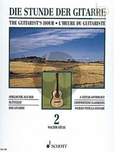 Die Stunde der Gitarre Vol. 2 (The Guitarist's Hour)