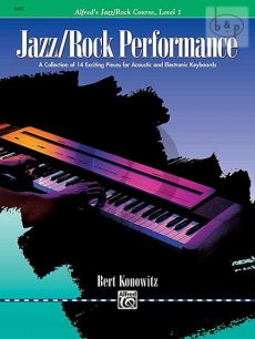 Jazz/Rock Course Performance Level 1