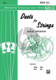 Duets for Strings Vol.1 (2 Violonellos)
