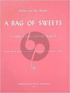 Staak A Bag of Sweets 2 Guitars