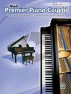 Premier Piano Course Book 3 Lesson Book
