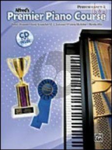Premier Piano Course Book 3 Performance (BK-CD)