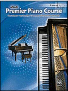 Premier Piano Course Book 5 Lesson Book