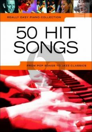 Really Easy Piano 50 Hit Songs