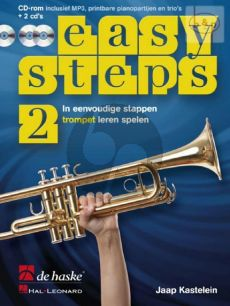 Easy Steps Vol.2 Trompet