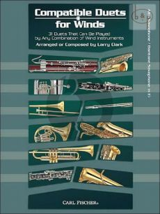 Compatible Duets for Winds (31 Duets that can be Played by any Combination of Wind Instruments)
