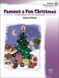 Famous & Fun Christmas Vol.4