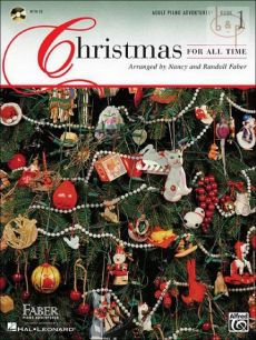 Adult Piano Adventures Christmas for All Time Vol.1
