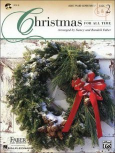 Adult Piano Adventures Christmas for All Time Vol.2
