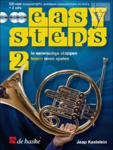 Easy Steps Vol.2 Hoorn