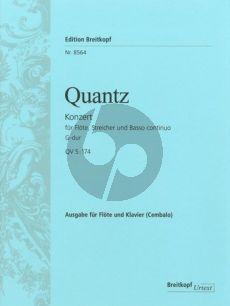 Concerto G-major (QV 5:174) (Braun-Petrenz)