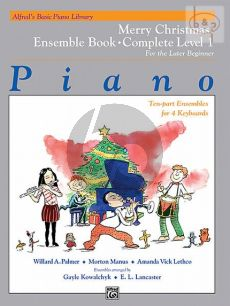 Merry Christmas Ensemble Book Complete Level 1