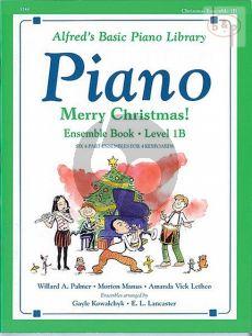 Merry Christmas Ensemble Book Level 1B