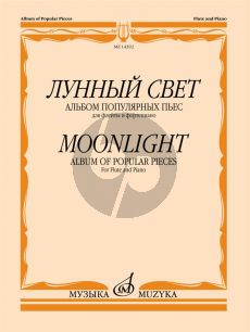 Moonlight Flute and Piano (Album of Popular Pieces)