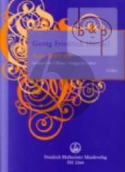 Suite a-minor (orig. g-minor) HWV 452