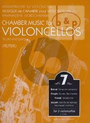 Chamber Music for Violoncellos Vol.7 (3 Vc)